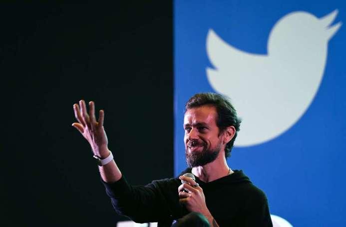 """""""جاك دورسي"""" الرئيس التنفيذي لشركة تويتر"""