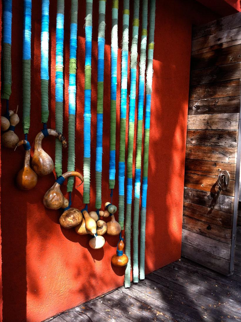 Anthropologie Gourds  © Yvonne Cornell, 2012
