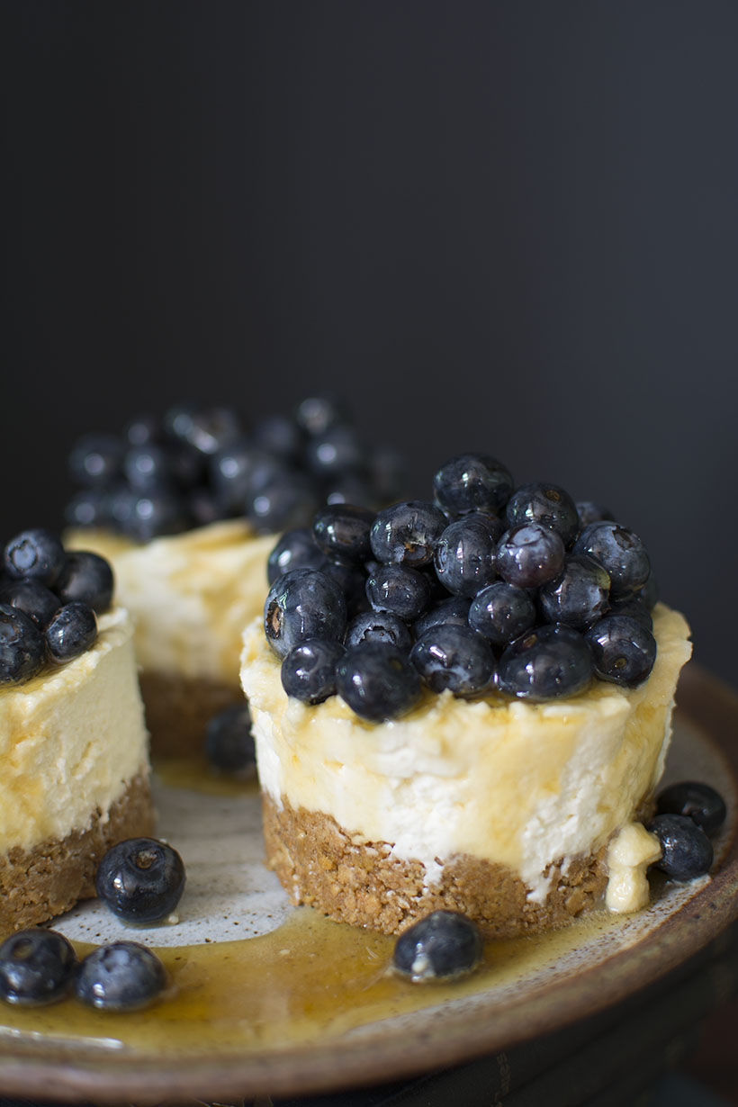 Ricotta Mini-Cheesecake