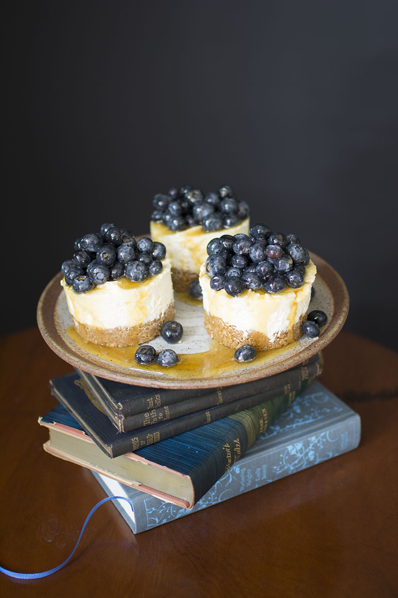 Tastespotting Ricotta Cheesecakes