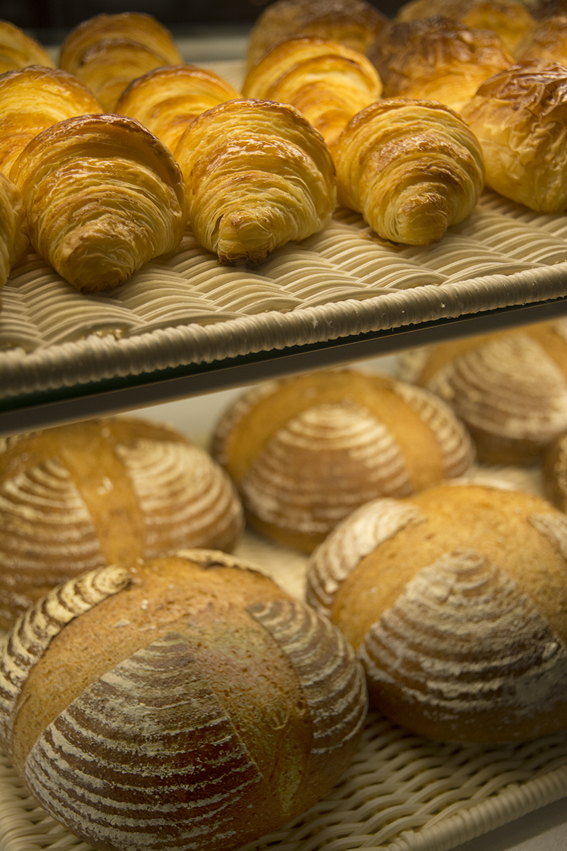 Croissants & Boules