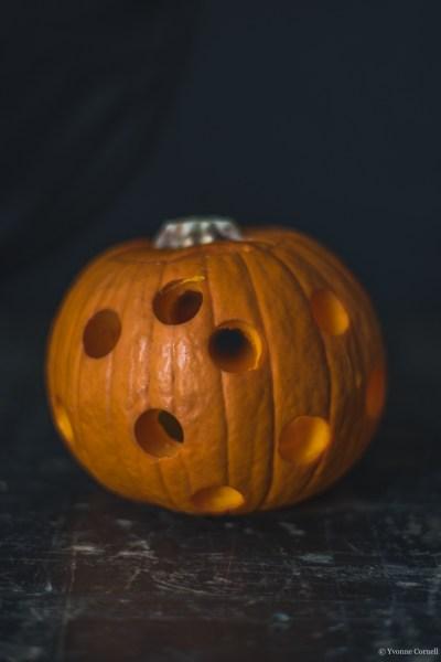 Holey Pumpkin!