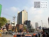 Ersteblicke auf Seoul