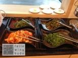 Traditionelles koreanisches Frühstück