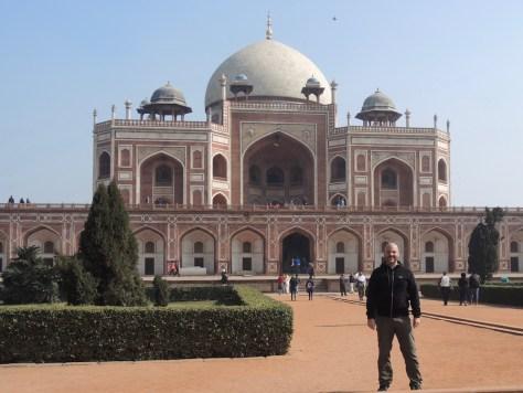 ...soll als Vorbild für das Taj Mahal gedient haben