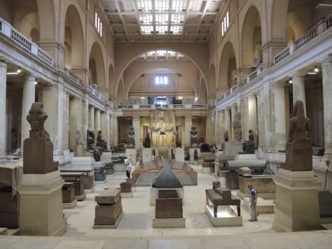 Die Sammlung erstreckt sich auf über 100 Räume auf 2 Stockwerken