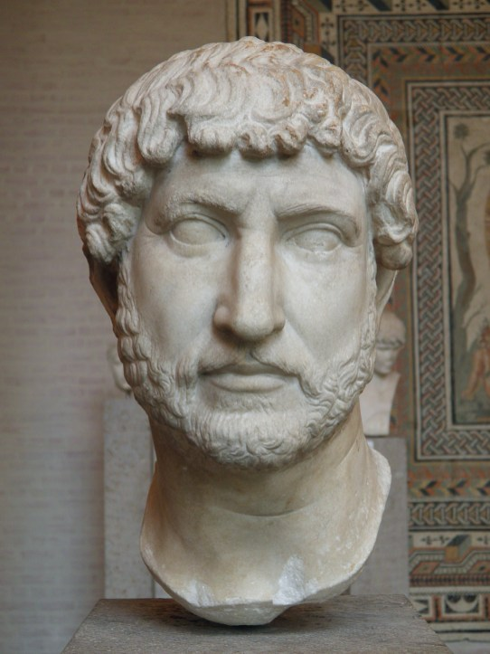 Head of Hadrian, Glyptothek, Munich