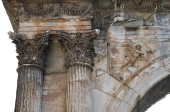 Arch of the Sergii, Pula © Carole Raddato
