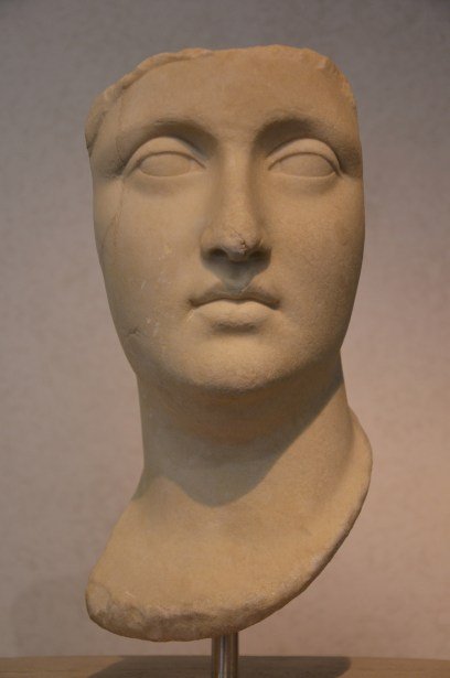 Faustina the Younger (?), from the time of Antoninus Pius (138-161 AD).
