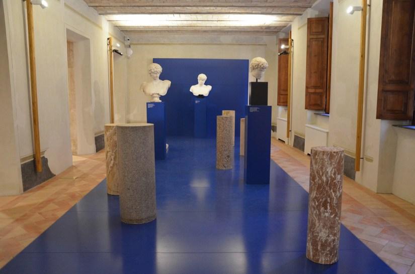 Exhibition: A Portrait of Antinous, In Two Parts (Antinoo. Un ritratto in due parti), Palazzo Altemps, Rome.