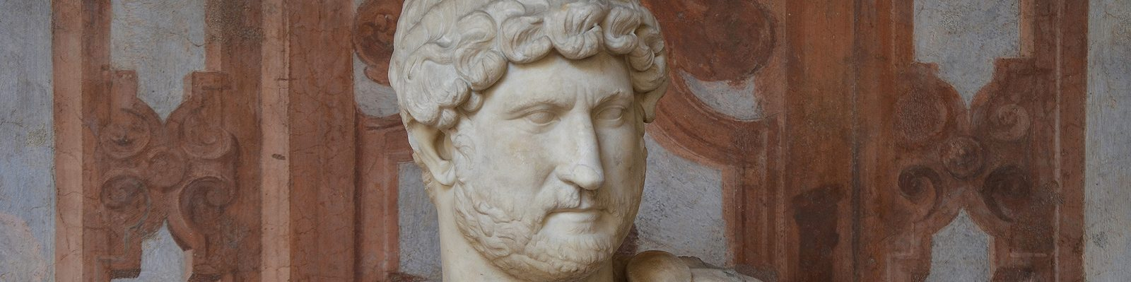 FOLLOWING HADRIAN