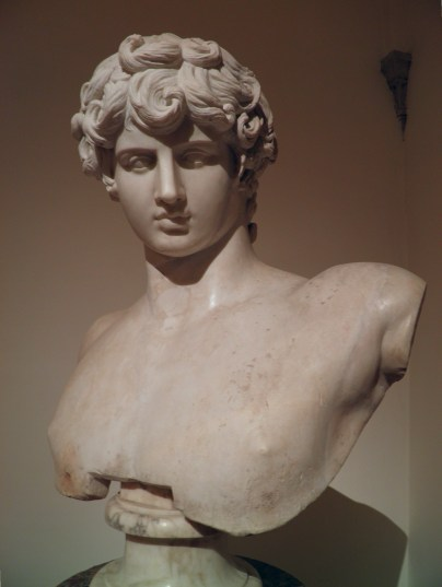 Antinous, Palazzo Altemps, Rome