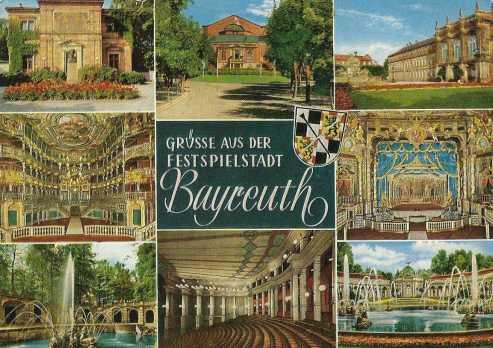 Postcard German 2