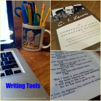 Writing Center Tools for the Relaxed Homeschooler