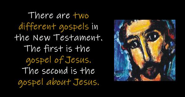 the two gospels