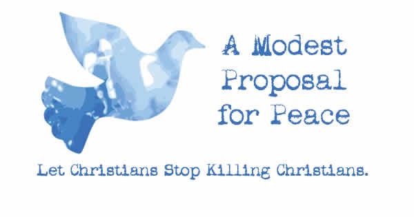 a modest proposal for peace
