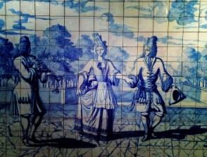 Tile museum, Lisbon