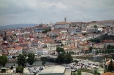 View of Coimbra from Convento Santa Clara