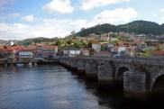 Ponte Sampaio, built in 1795