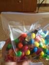 Choc and gummy bears