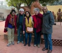 Swati, Alan, Sushmita, Jerri, Amit