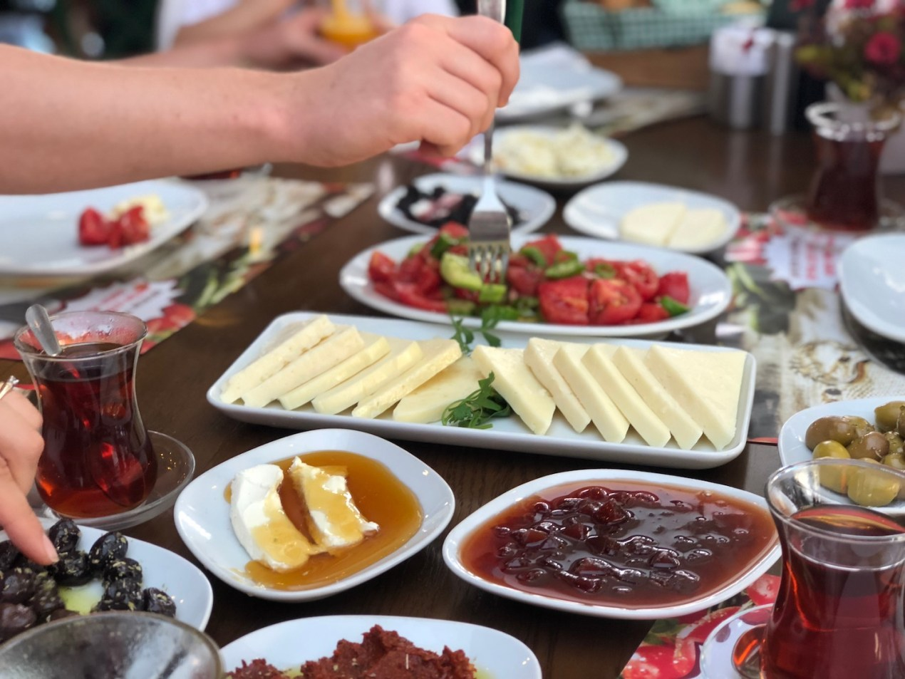 FollowingTheFunks Turkish Breakfast Kahvalti