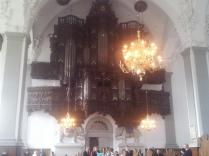 The organ (crappy phone photo, but the only way I can currently capture wide shots)