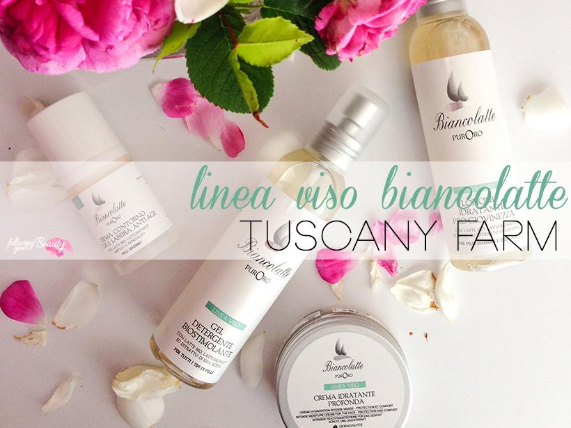 [review] La linea Bianco Latte di Tuscany Farm