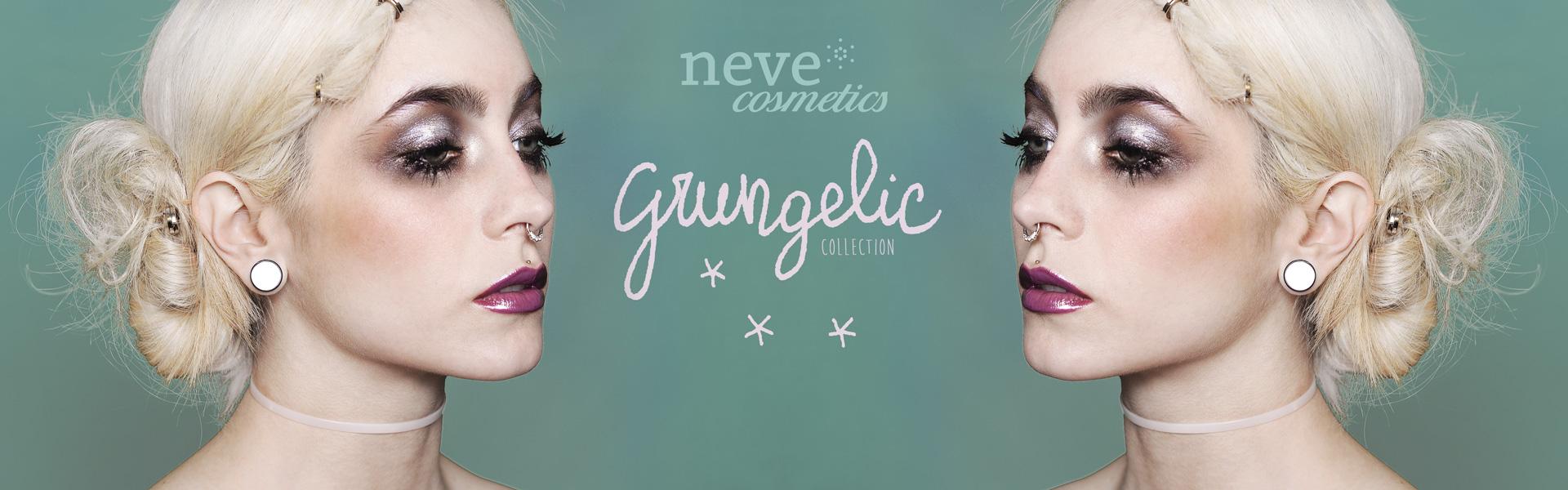 Grungelic Collection. La nuova collezione Neve Cosmetics