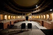 Interno del Teatro Rossi di Pisa (opera settecentesca)