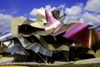 Materiali e colori Gehry
