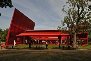 Serpentine Gallery Pavilion 2010Designed by Jean Nouvel© Ateliers Jean NouvelPhotograph: Philippe Ruault immagine presa dal sito web: www.serpentinegallery.org