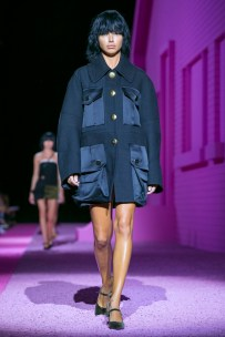 Marc Jacobs Fashion Show Ready To Wear Spring Summer 2015 in New York