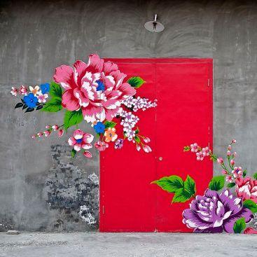 flower-power-home-decor-flower-wall-colours-5
