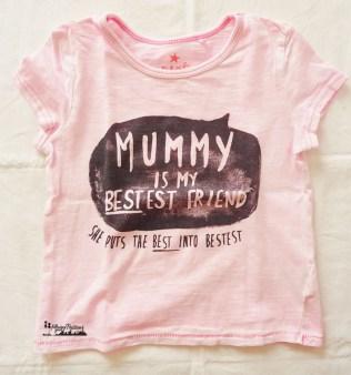 Next T-shirt Mummy