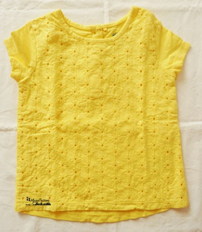 Next T-shirt yellow