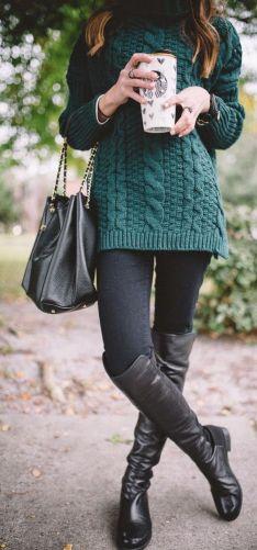 autunno-tempo-di-maglioni-come -abbinarli-maglione-vestito