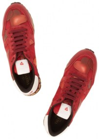 Valentino-dark-red-leather-trainers-top-615