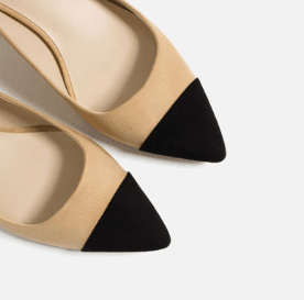 two-tone-chanel-inspired-shoes
