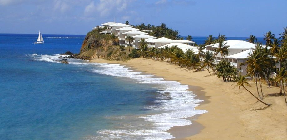 hotel of the week curtain bluff