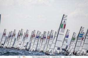 Olympic Sailing NACRA 17