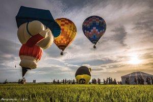 宜蘭冬山熱氣球嘉年華