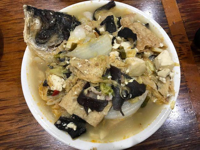 嘉義必吃林聰明沙鍋魚頭