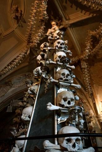 Bone Chapel in Sedlec