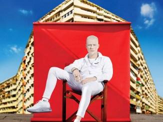 "Okładka ""Albinos EP""."