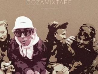 Kuban - Coza mixtape (okładka)