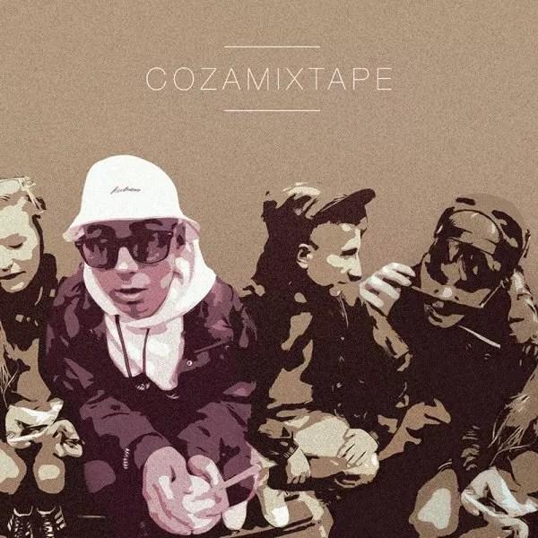 Kuban - Co za mixtape (okładka)