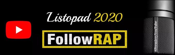 premiery youtube followrap listopad 2020