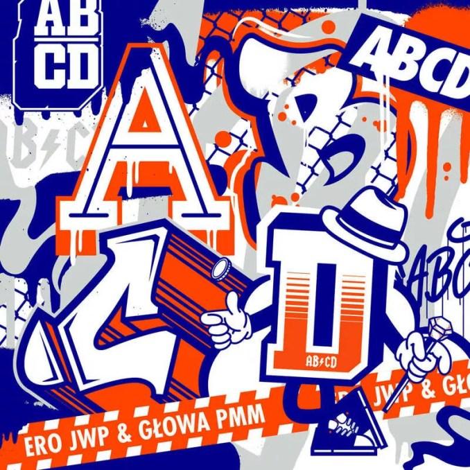 ABCD Projekt Alfabet Okładka