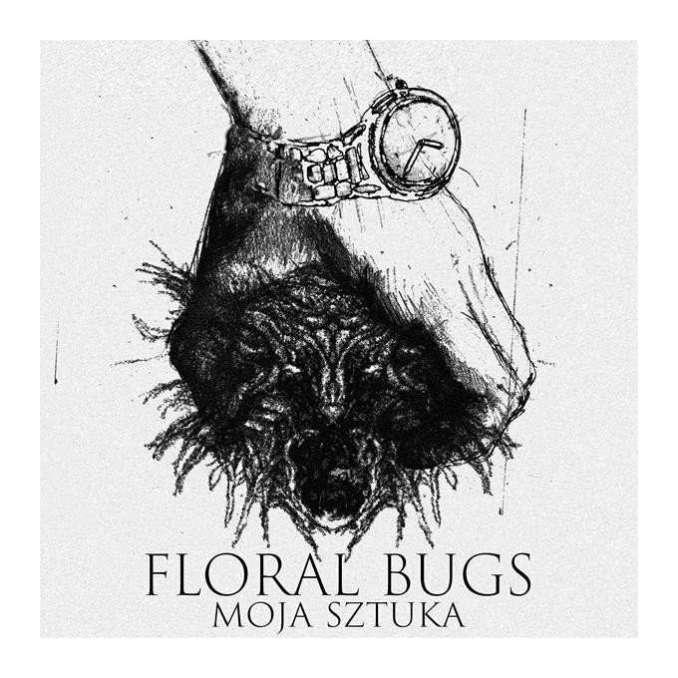 floral bugs moja sztuka okładka